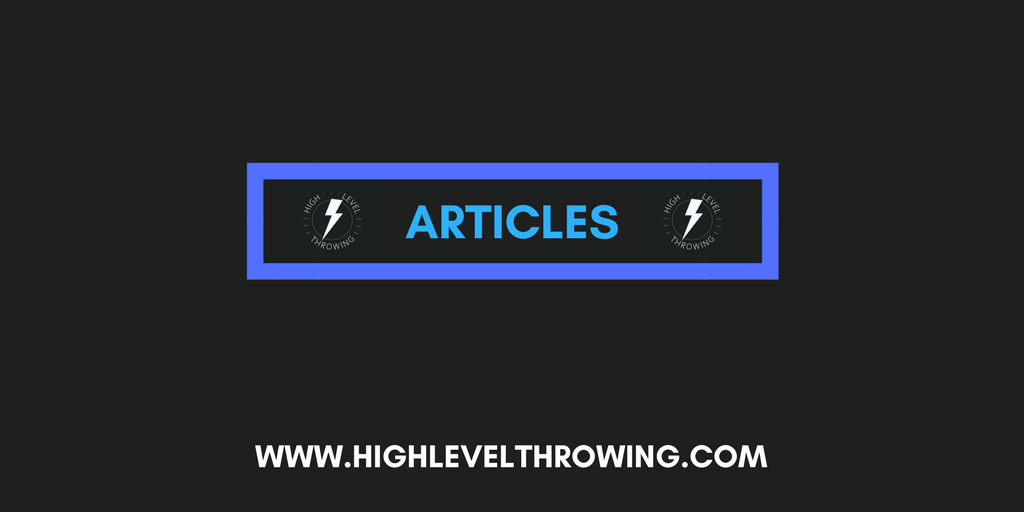 High Level Throwing | Create Separation