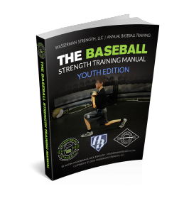 Youth Strength Training Manual 3D Cover