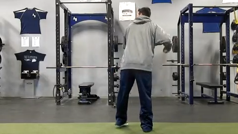High Level Throwing – Don't Force Thoracic Extension