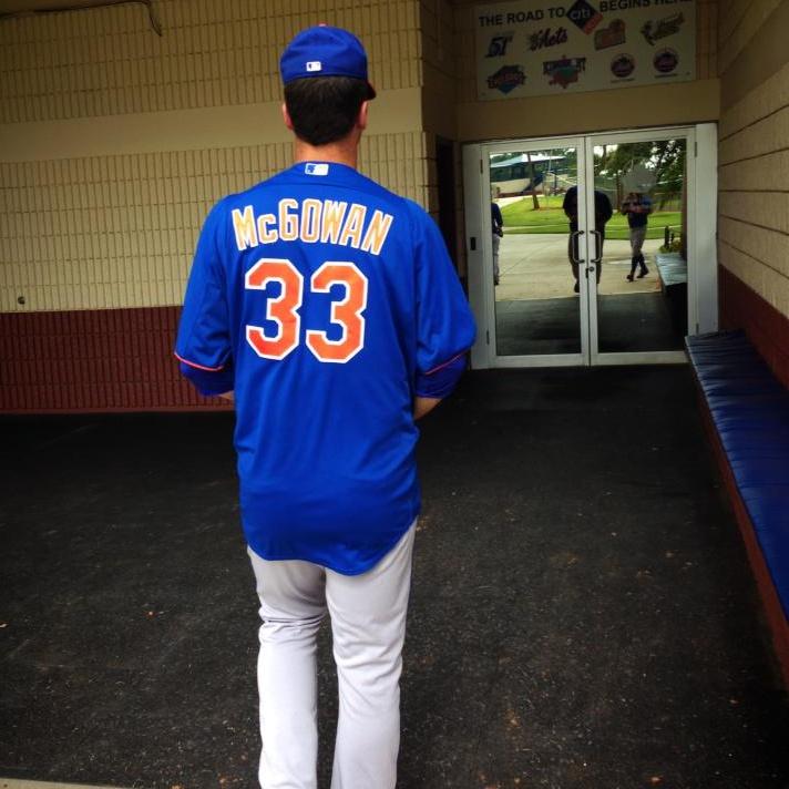 AB Athlete Kevin McGowan – NY Mets