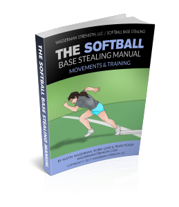 Softball Base Stealing Cover
