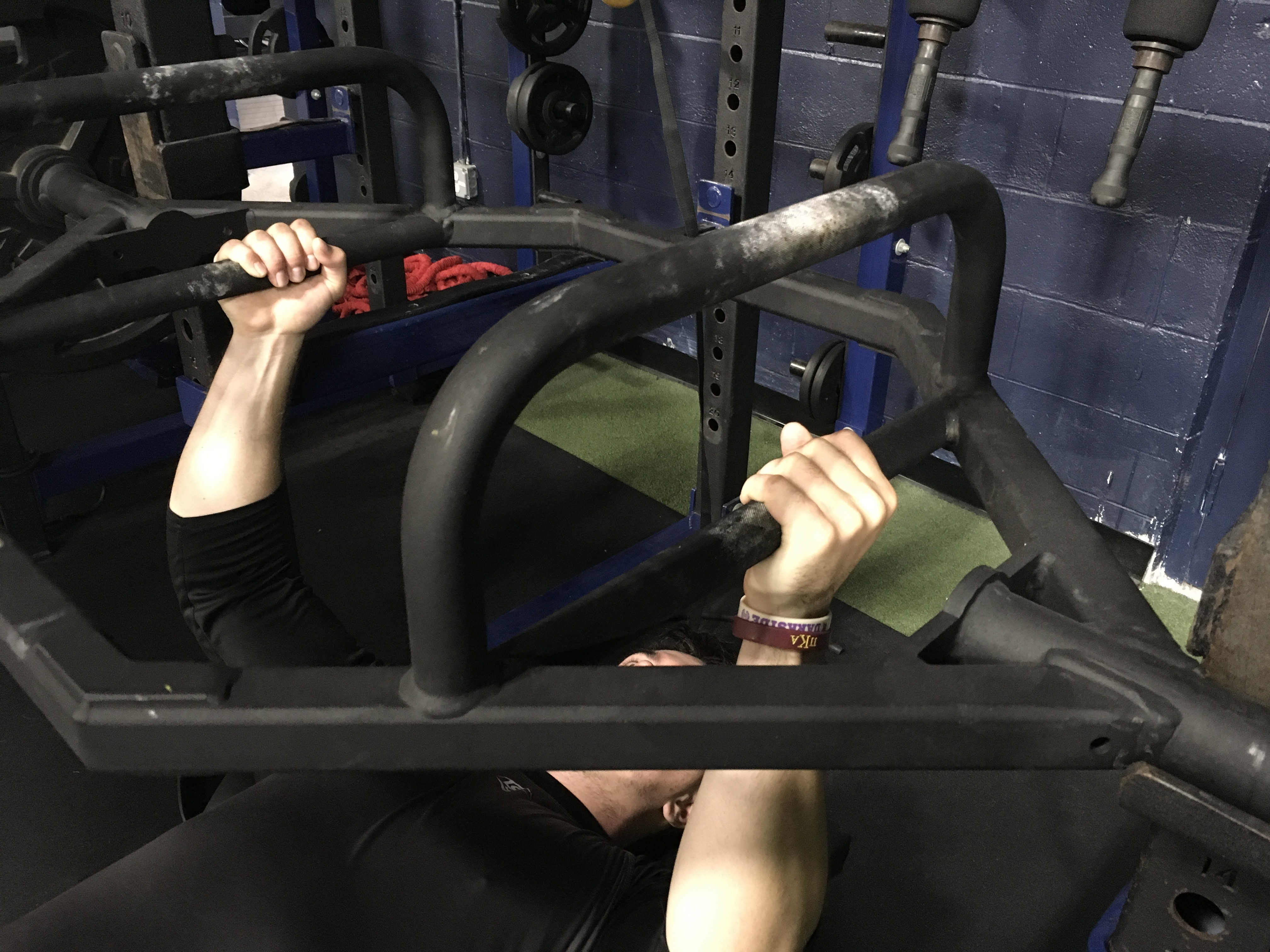 "The ""Trap Bar Bench Press"" and Why We"