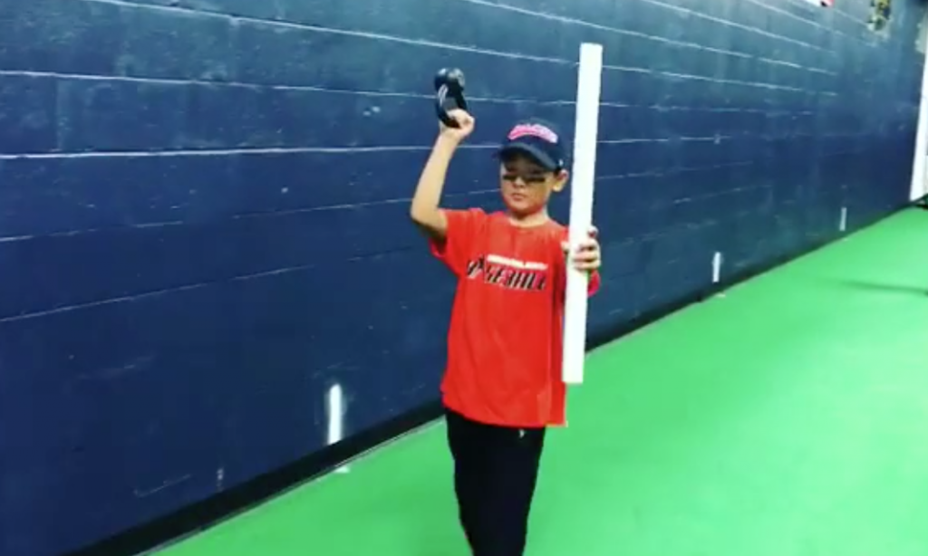 Shoulder Strength Training for Youth Baseball Players