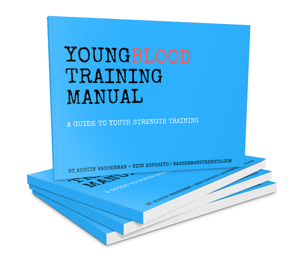 The Youngblood Training Manual: A Guide to Youth Strength