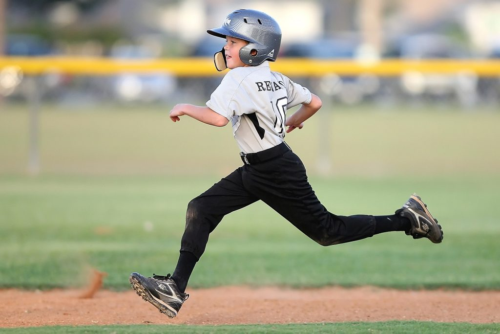 Youth Baseball Strength | KB Front Rack Lunges | Wasserman Strength